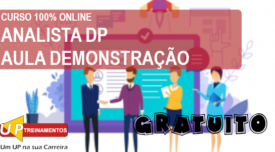 Aula Demonstração - Analista DP